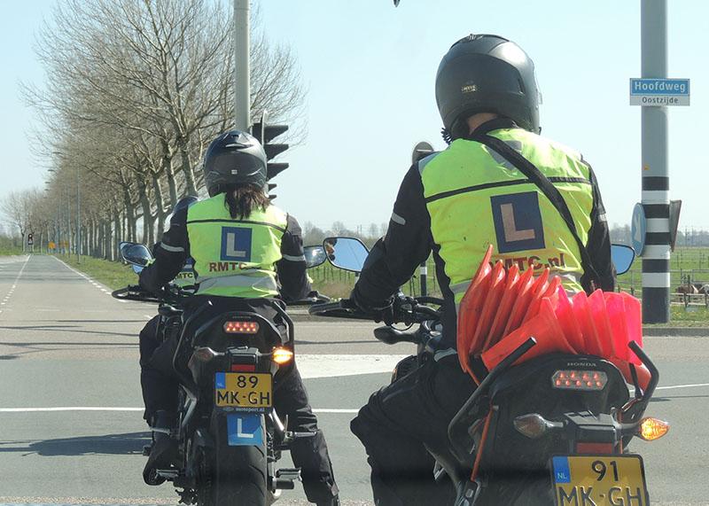 Motorrijschool Leiden